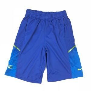 Nike Boys Elite Basketball Shorts Medium